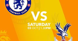 chelsea - crystal palace premier league