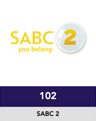 SABC 2 OVHD Channel 102