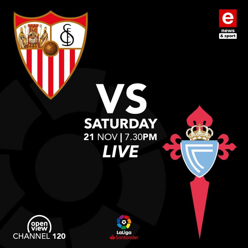 Sevilla FC - RC Celta de Vigo