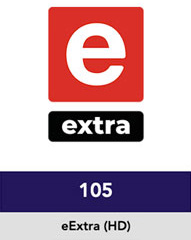eExtra open view channel 105