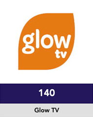 Glow TV channel 140