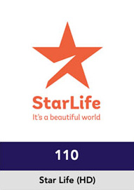 Star Life openview channel 110