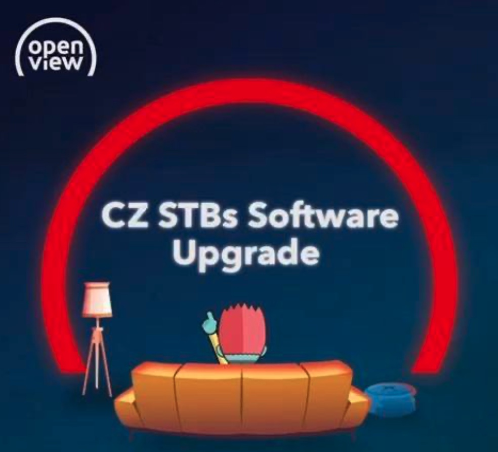 cz stbs software upgrade