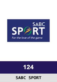 SABC Sport open view OVHD channel 124