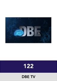 DBE TV channel 122